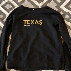 Peloton Texas Sweatshirt NWT